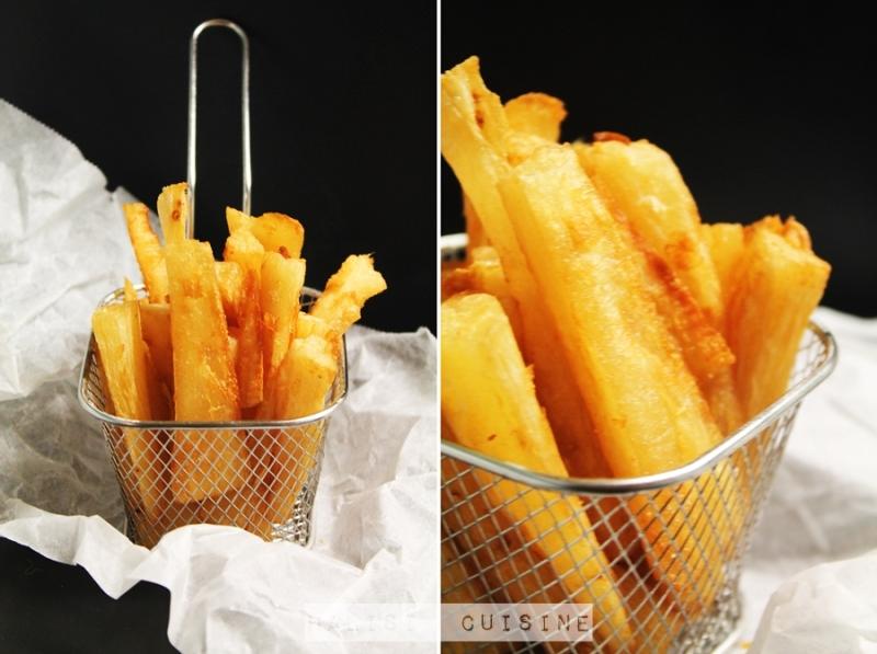 frites-de-manioc